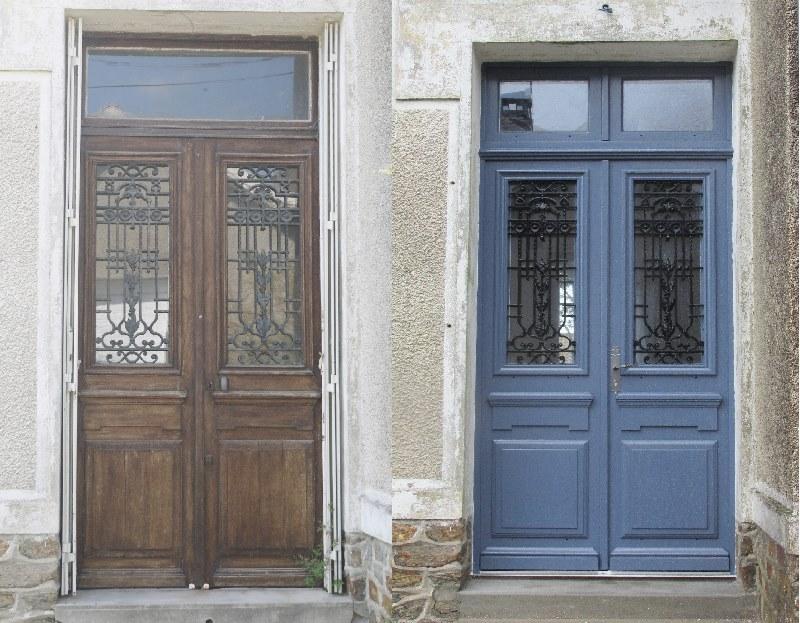 Porte double 1900 - R6