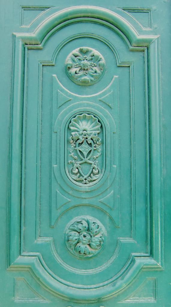 Exemple de décor sculpté