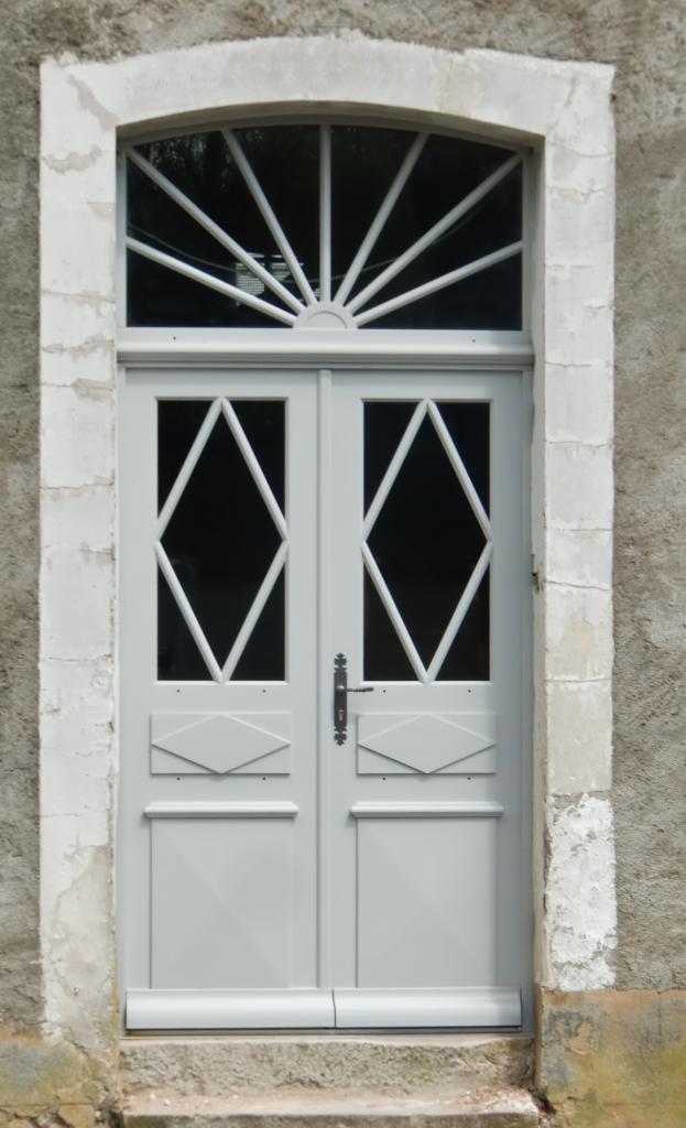 Porte 18ème